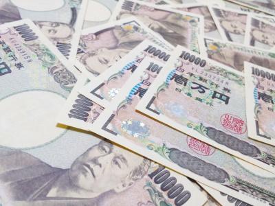金お札1万円札